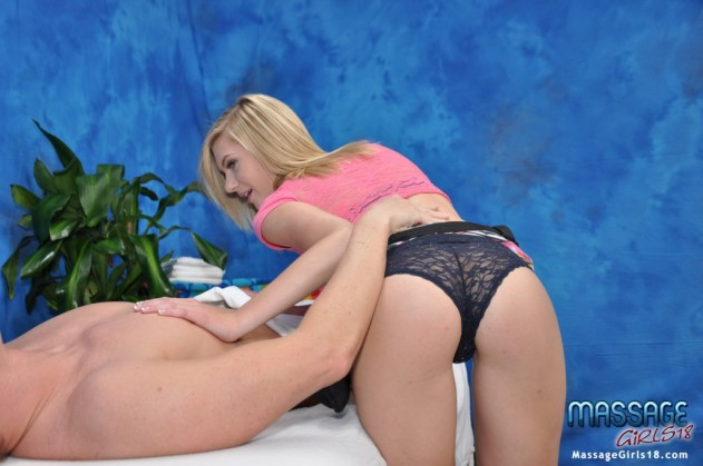 Chloe Brooke   Massage Girls 18