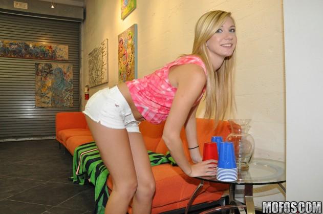 Dixie Belle, Chloe Brooke   Lets Try Anal